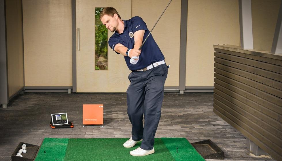 Besser golf spielen mit TrackMan